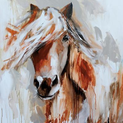 Soul Whisperer-Amanda J^ Brooks-Art Print