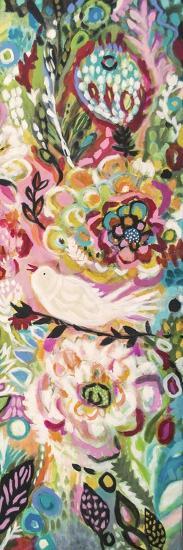 Soulful Birds II-Karen  Fields-Art Print