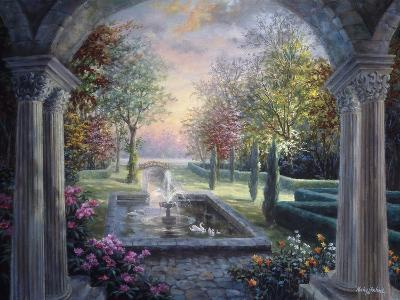 Soulful Mediterranean Tranquility-Nicky Boehme-Giclee Print