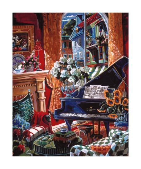 Sound of Music-Jos?e Miller-Art Print