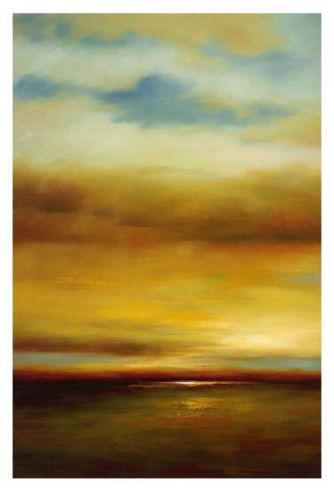 Sound of the Waves I-Paul Bell-Art Print
