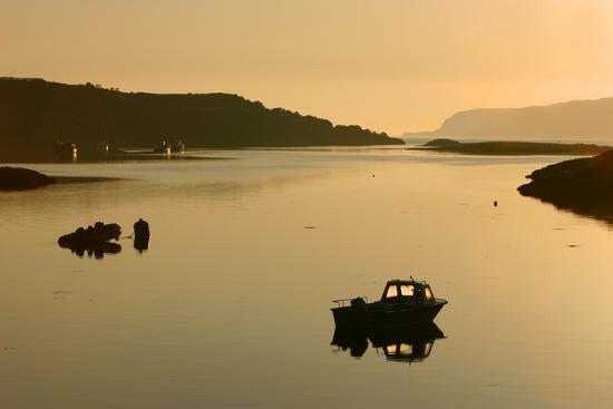 Sound of Ulva, Isle of Mull, Argyll and Bute, Scotland-Peter Thompson-Photographic Print