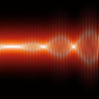 Sound Waves, Artwork-Mehau Kulyk-Photographic Print