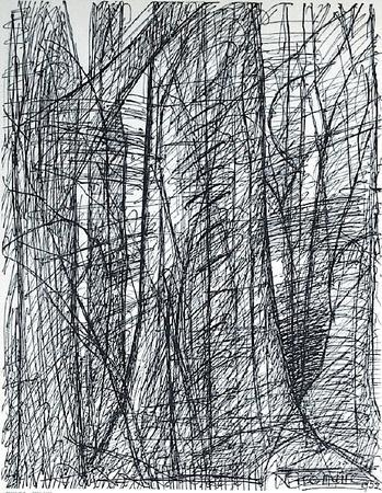 Sous-Bois-Marcel Gromaire-Collectable Print