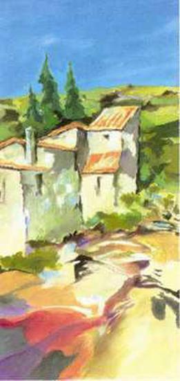 Sous le Ciel de Provence-G^ Lefranc-Art Print