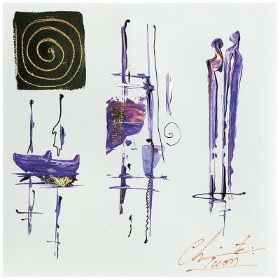Sous le vent-Christine Tison-Art Print