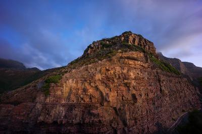 South Africa, Cape Peninsula, Chapman's Peak Drive-Catharina Lux-Photographic Print