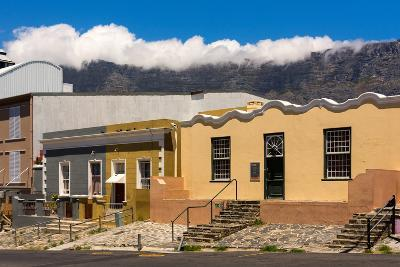 South Africa, Cape Town, Bokaap, Historic District-Catharina Lux-Photographic Print