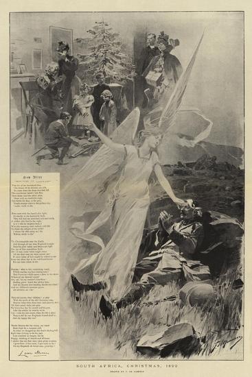 South Africa, Christmas, 1899-Frederic De Haenen-Giclee Print