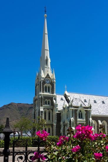 South Africa, Graaf-Reinet, Salisbury Cathedral-Catharina Lux-Photographic Print