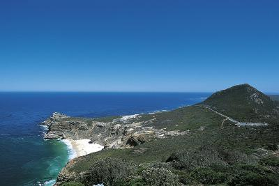 South Africa, Western Cape Province, Cape Town, Cape of Good Hope Nature Reserve--Giclee Print