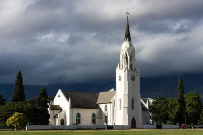 South Africa, Worcester, Dutch Reformed Church-Catharina Lux-Photographic Print
