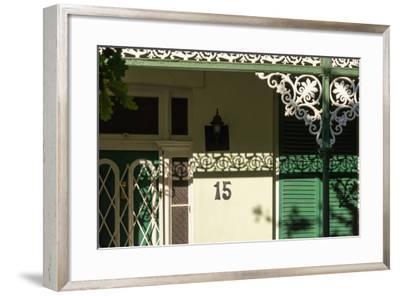 South Africa, Worcester, Type. Afrikaans House-Catharina Lux-Framed Photographic Print