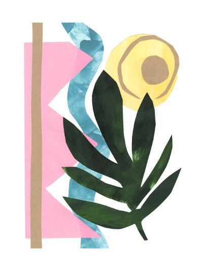 South Beach III-Renee W^ Stramel-Art Print