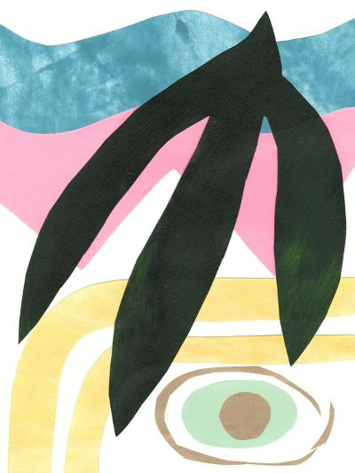 South Beach IV-Renee W^ Stramel-Art Print