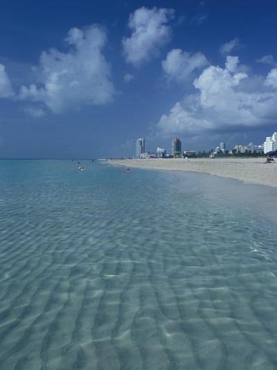 South Beach, Miami, Florida-Julie Bendlin-Photographic Print