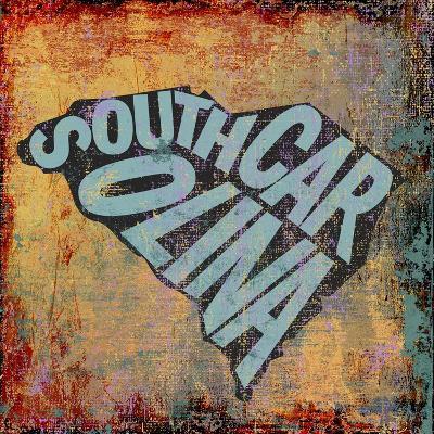 South Carolina-Art Licensing Studio-Giclee Print