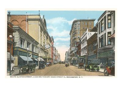 South Clinton Street, Rochester, New York--Art Print