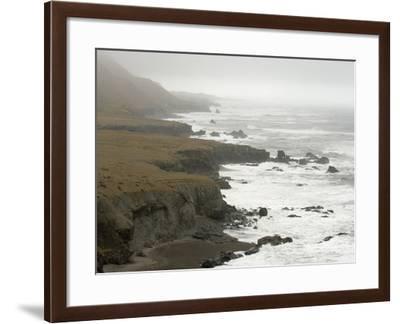 South Coast Near Hofn, Iceland, Polar Regions-Sergio Pitamitz-Framed Photographic Print