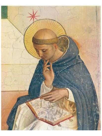 South Domenico, c.1387-1455-Fra Angelico-Premium Giclee Print