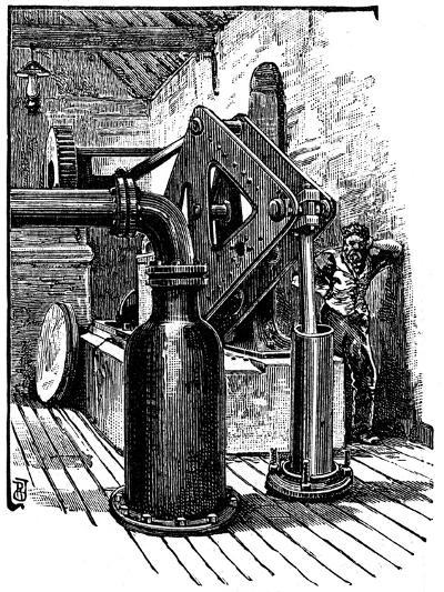 South Durham Salt Works, 1884--Giclee Print