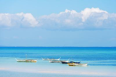 South East Asia, Philippines, the Visayas, Cebu, Bantayan Island, Paradise Beach-Christian Kober-Photographic Print