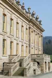 South Front, Chatsworth House, Derbyshire