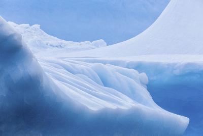 South Georgia Island. Iceberg Shapes and Hues-Jaynes Gallery-Photographic Print
