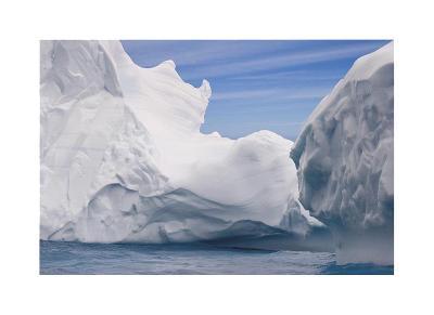 South Georgia Island Iceberg-Donald Paulson-Giclee Print