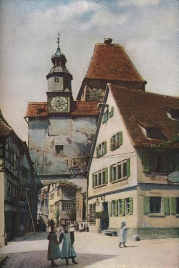 'South Germany', c1930s-C Uchter Knox-Giclee Print