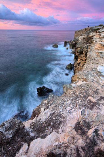 South Island Morning Seascape, Kauai, Poipu, Hawaii Islands-Vincent James-Photographic Print