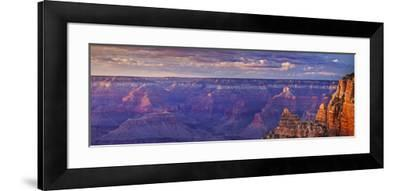 South Kaibab Trailhead Overlook, South Rim, Grand Canyon Nat'l Park, UNESCO Site, Arizona, USA-Neale Clark-Framed Photographic Print