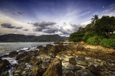 South Kamala Beach-Australian Land, City, People Scape Photographer-Photographic Print
