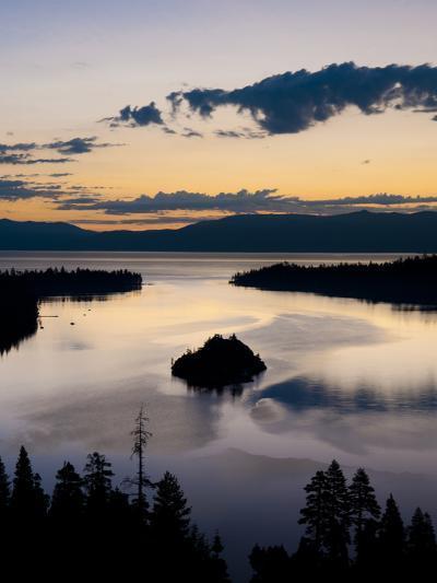 South Lake Tahoe, Nevada-Brad Beck-Photographic Print