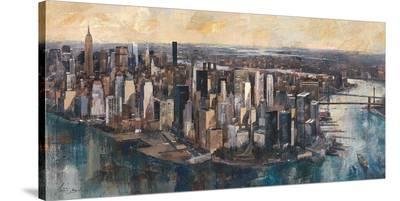 South Manhattan-Marti Bofarull-Stretched Canvas Print