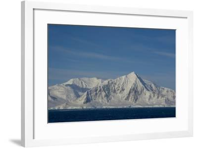 South of the Antarctic Circle, Near Adelaide Island-Inger Hogstrom-Framed Photographic Print