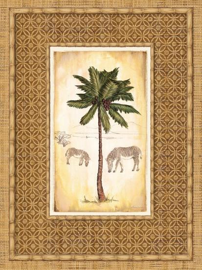 South Palm III-Andrea Laliberte-Art Print