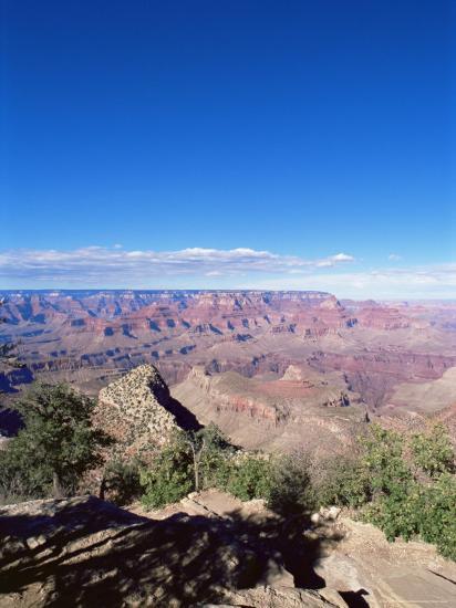 South Rim, Grand Canyon, Unesco World Heritage Site, Arizona, USA-R H Productions-Photographic Print