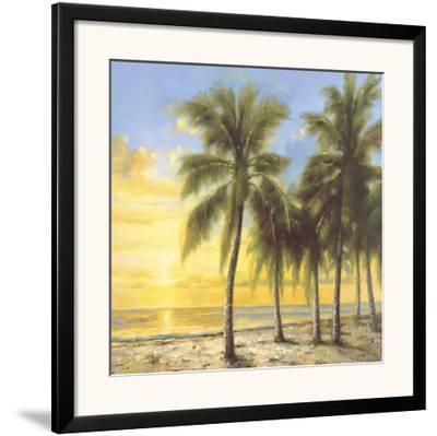South Sea Isle-Hannah Paulsen-Framed Art Print