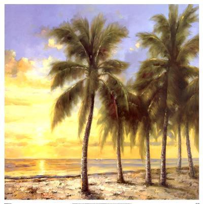 South Sea Isle-Hannah Paulsen-Art Print