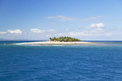 South Seas Island, Mamanuca Islands, Fiji, South Pacific, Pacific-Ian Trower-Photographic Print