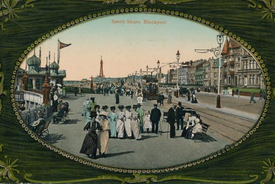 South Shore, Blackpool, c1905-Unknown-Photographic Print