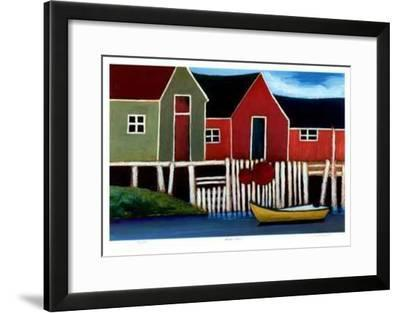 South Shore-Carol Ann Shelton-Framed Collectable Print