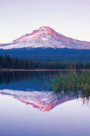 South Sister Mountain Oregon