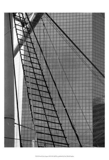 South Street Seaport III-Jeff Pica-Art Print
