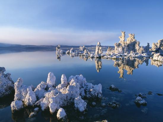 South Tufa, Tufa Towers, Mono Lake, California, USA-Jos? Fuste Raga-Photographic Print