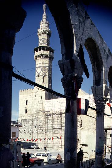 South West Minaret, C.12th Century--Photographic Print