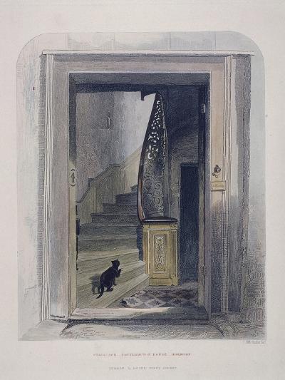 Southampton House, Chancery Lane, London, 1851-John Wykeham Archer-Giclee Print