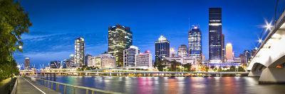 Southbank Boardwalk-Brisbane Architectual and Landscape Photographer-Photographic Print