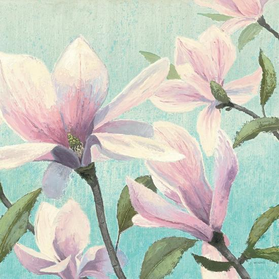 Southern Blossoms I Square-James Wiens-Premium Giclee Print